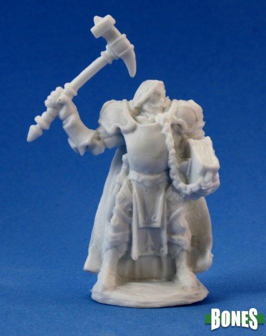 Reaper Miniatures Halbarand, Cleric 77089