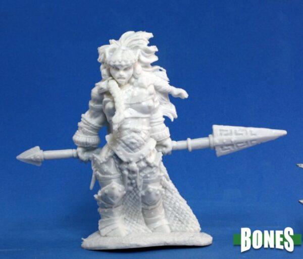 Reaper Miniatures Vanja, Fire Giant Queen 77400