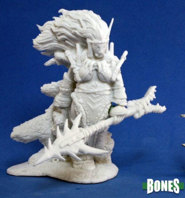 Reaper Miniatures Svetlana, Frost Giant Princess 77107