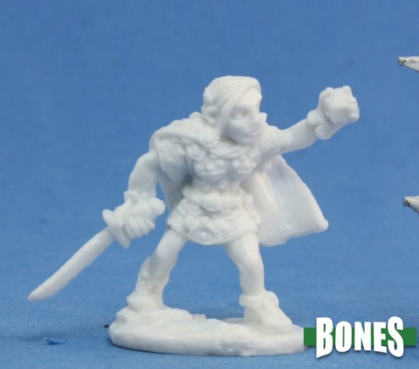 Reaper Miniatures Ingrid, Female Gnome 77167