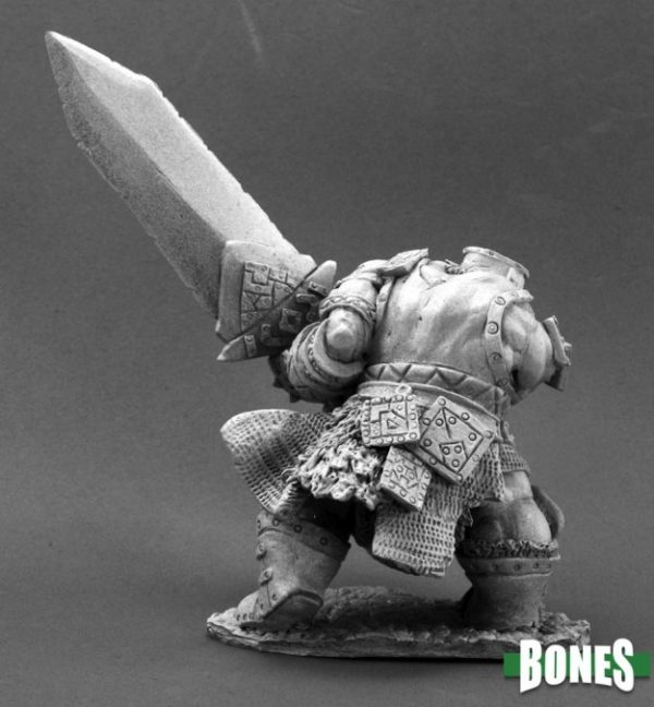 Reaper Miniatures Fire Giant Bodyguard 77179