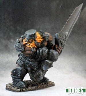 Reaper Miniatures Fire Giant Bodyguard 77179