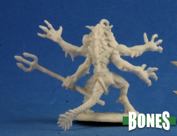Reaper Miniatures Tiik Baron 77212