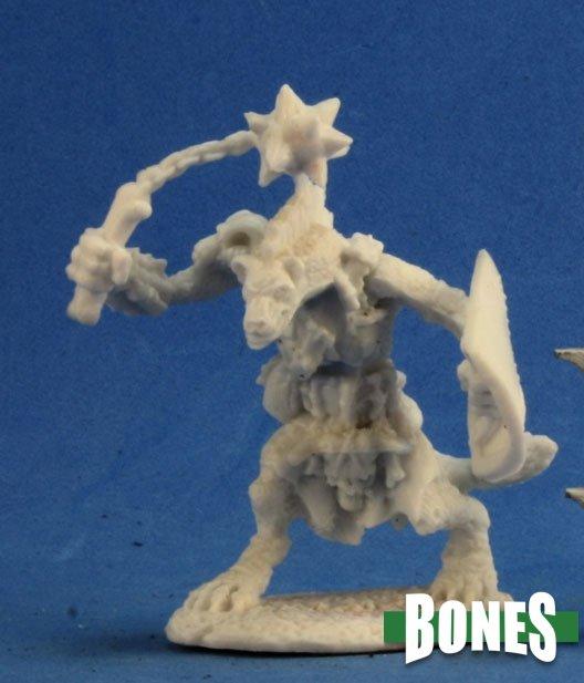 Reaper Miniatures Boneflail, Gnoll Cleric 77234
