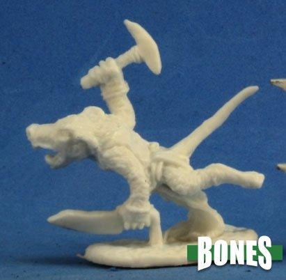 Reaper Miniatures Wererat Berserker 77293