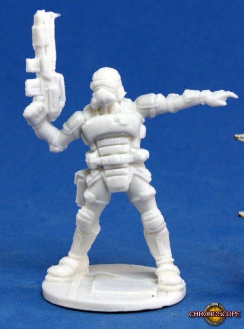 Reaper Miniatures Chronoscope Nova Corp: Sgt 80010