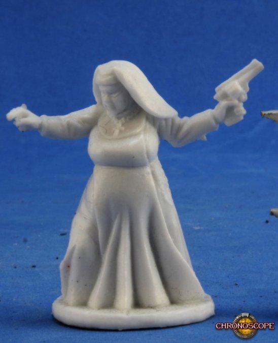 Reaper Miniatures Chronoscope Sister Maria 80028