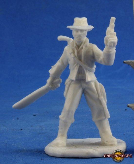 Reaper Miniatures Chronoscope Frank Buck 80033