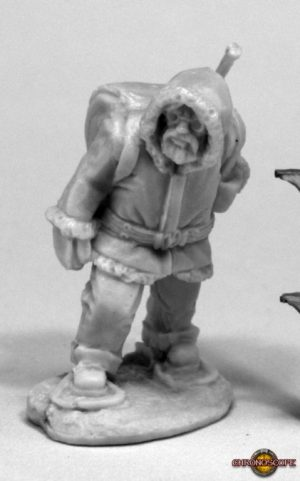 Reaper Miniatures Chronoscope Antarctic Explorer 80072