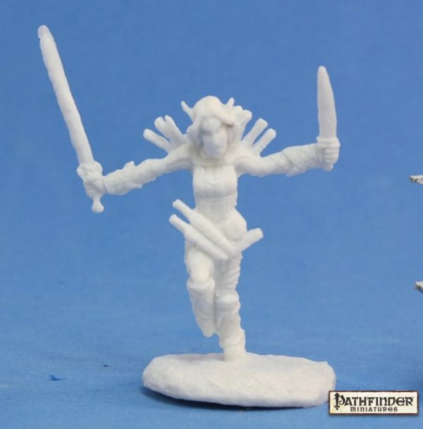 Reaper Miniatures Pathfinder Merisiel, Iconic Rogue 89009