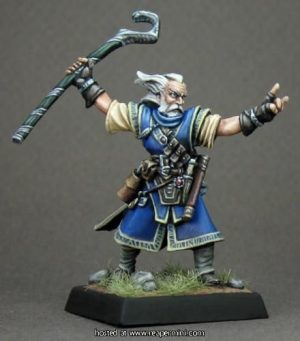 Reaper miniatures 89013_Ezren, Iconic Wizard_painted