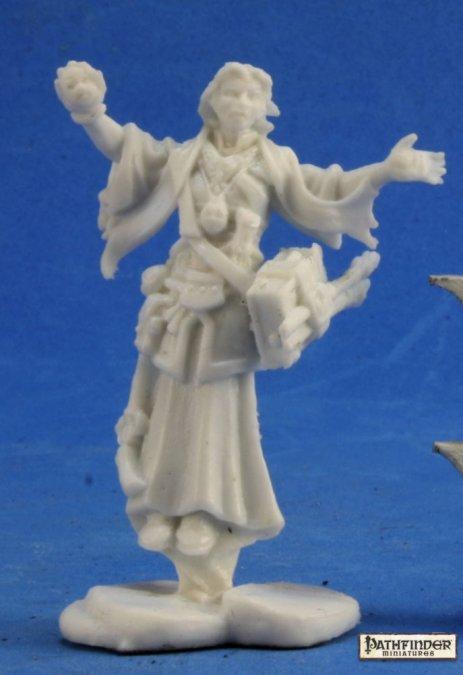 Reaper Miniatures Pathfinder Mystic Theurge 89021