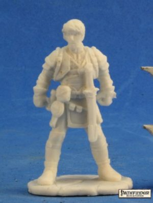 Reaper Miniatures Pathfinder Eando Kline 89026