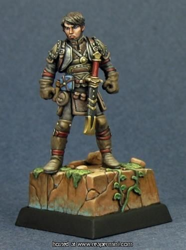Reaper Miniatures Eando Kline 89026