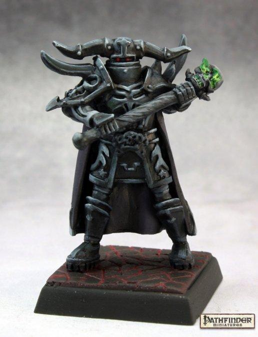 Reaper miniatures Graveknight 89039
