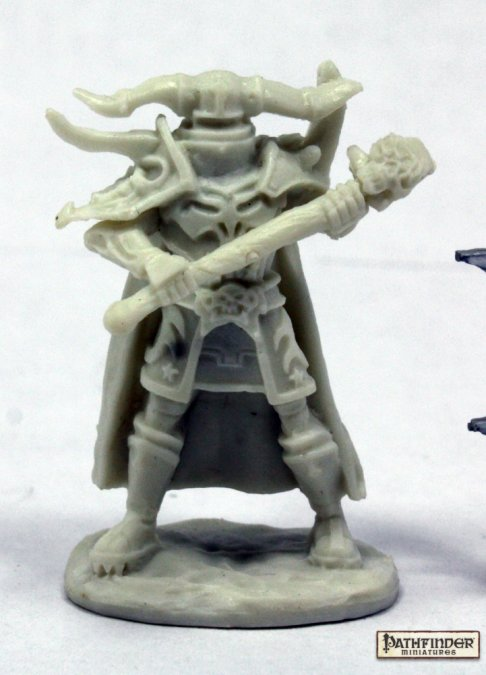Reaper Miniatures Pathfinder Graveknight 89039