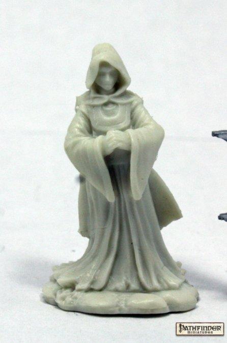 Reaper Miniatures Pathfinder Aglanda, Herald Of Razmir 89040
