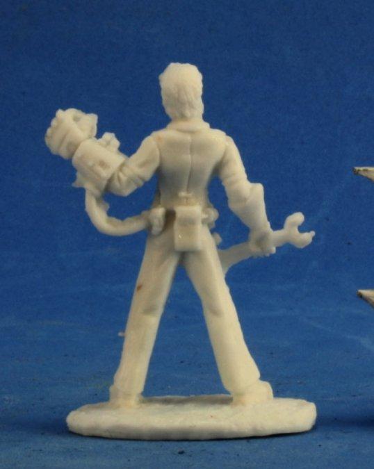 Reaper Miniatures Savage Worlds Hellstromme 91002