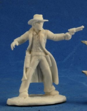 Reaper Miniatures Savage Worlds Texas Ranger Male 91003