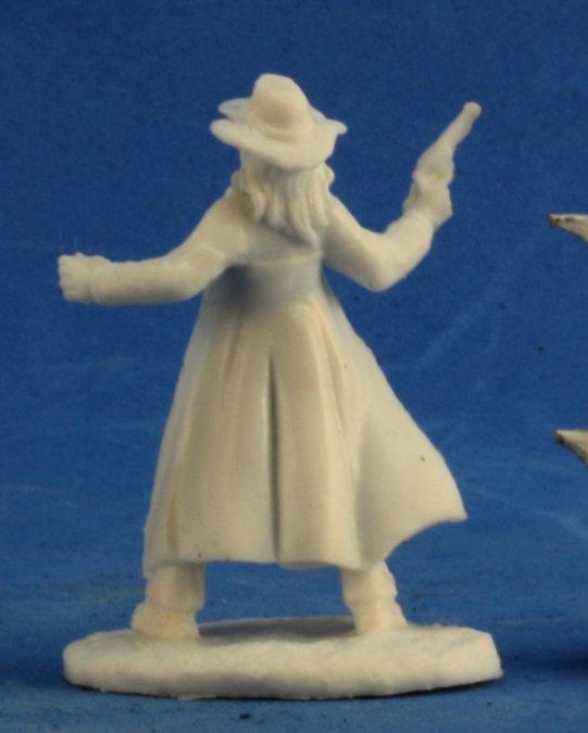 Reaper Miniatures Savage Worlds Texas Ranger Female 91004