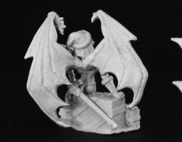 Reaper Miniatures 2009 Christmas Sophie 01426