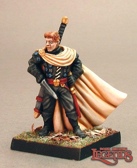 Reaper Miniaturen Rictur Diehn, Assassin 02430