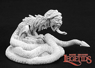 Reaper Miniatures Marunma, Naga 02755