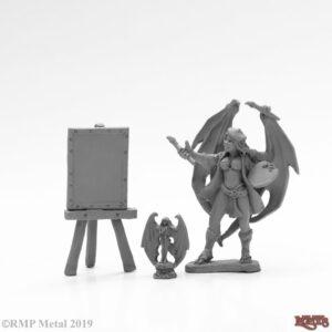 Reaper miniatures Artist Sophie 03990