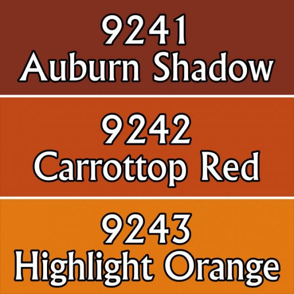 Red Hair 09781