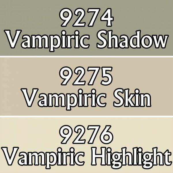 Vampiric Skintones Colors 09792