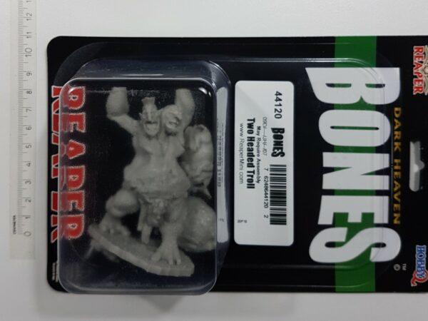 Reaper Miniatures Two Headed Troll 44120