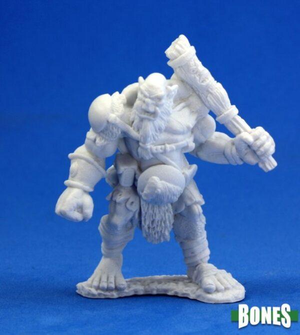 Reaper miniatures Ogre Chieftain 77005