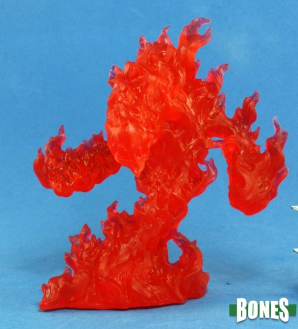 Reaper Miniatures Large Fire Elemental 77082