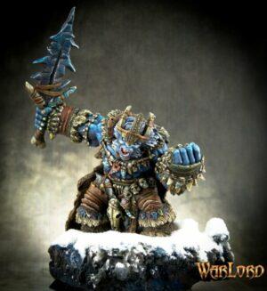 Reaper Miniatures Boerogg Blackrime, Frost Giant Jarl 77106