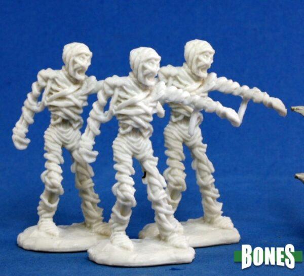 Reaper Miniatures Mummy (3) 77144