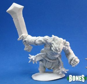 Reaper Miniatures Fire Giant Warrior 77178