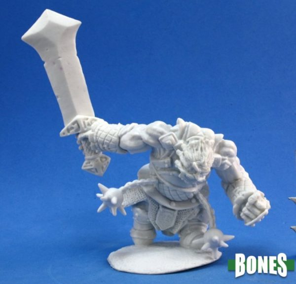 Reaper Miniatures Fire Giant Warrior 77178