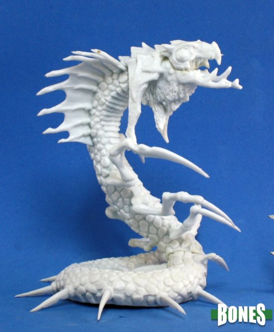 Reaper Miniatures Frost Wyrm 77183