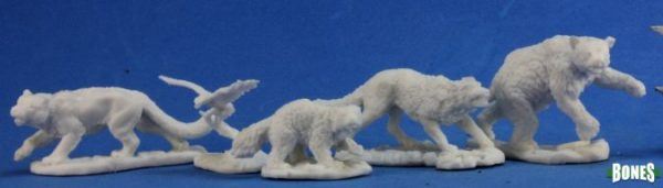 Reaper Miniaturen Companion Animals 77216