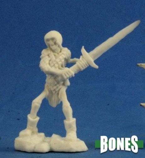 Reaper Miniatrues Skeleton Guardian 2H Sword (3) 77238