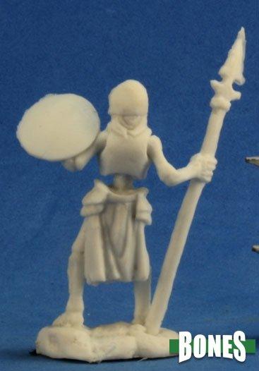Reaper Miniatures Skeleton Guardian Spearman (3) 77239