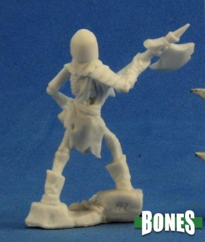 Reaper Miniatures Skeleton Guardian Axeman (3) 77241