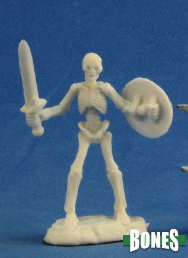 Reaper Miniatures Skeleton Warrior Sword (3) 77242