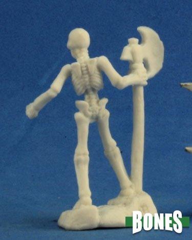 Reaper Miniatures Skeleton Warrior Axeman (3) 77243