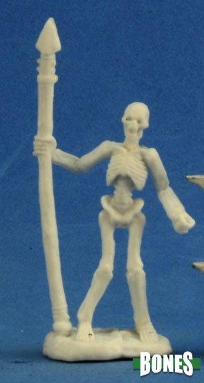 Reaper Miniatures Skeleton Warrior Spearman (3) 77244