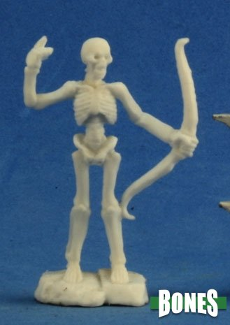 Reaper Miniatures Skeleton Warrior Archer (3) 77245