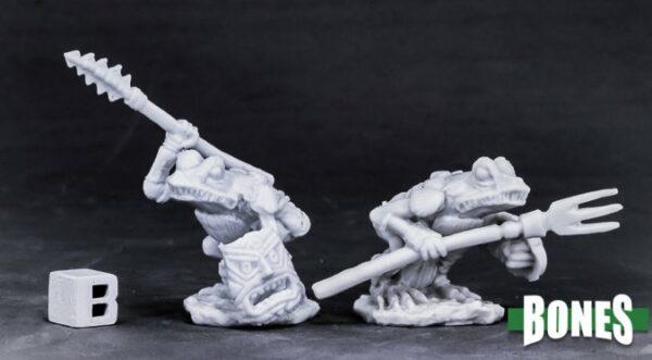 Reaper Miniatures Squog Warriors (2) 77268