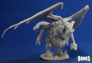 Reaper Miniatures Demon Lord of the Undead 77316
