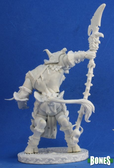 Reaper Miniatures Minotaur Demon Lord 77376