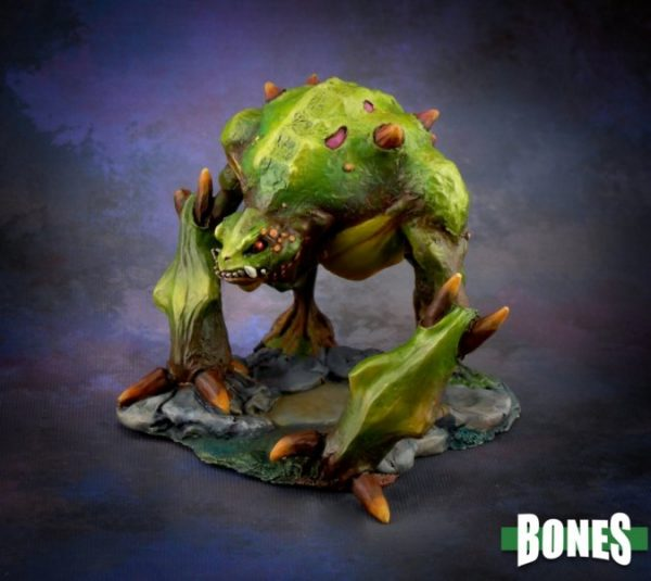 Reaper Miniatures Toad Demon 77377